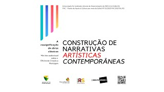 Narrativas artísticas contemporâneas | Fac Digital RS | GRUPOJOGO