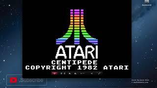 Centipede (1982) | Atari 5200 | Emulator | Tutorial | MAC