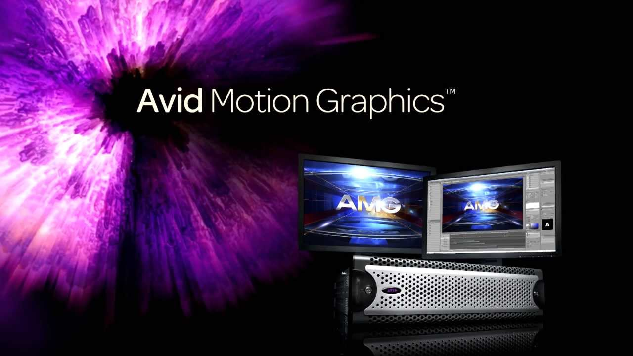 announcing avid motion graphics 2 5 youtube. Black Bedroom Furniture Sets. Home Design Ideas