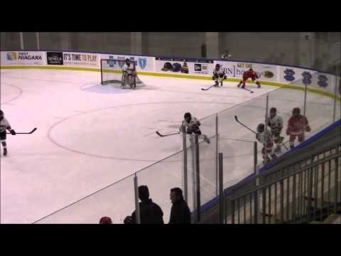Game 4 Rochester Red Wings vs Buffalo Saints January 25 2015