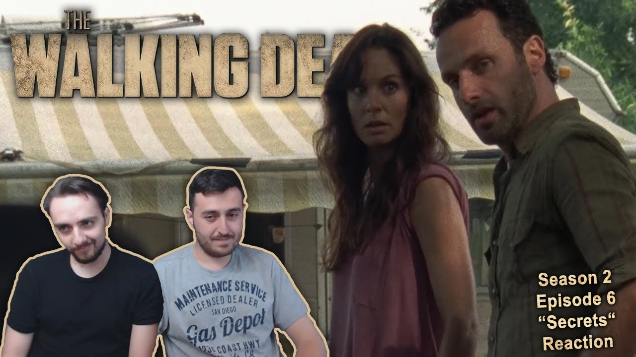 "Download The Walking Dead Season 2 Episode 6 Reaction ""Secrets"" (Part 1)"