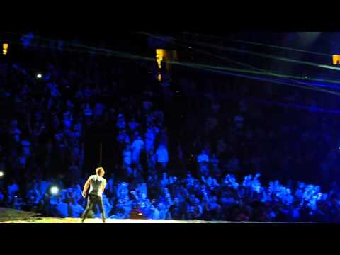 Coldplay- Warning Sign+A Hopeful Transmission+Don't Let It Break Your Heart -Philadelphia 07-05-2012