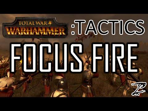 FOCUS FIRE! - Total War Tactics: Warhammer |
