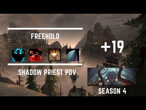 Awakened +19 Freehold