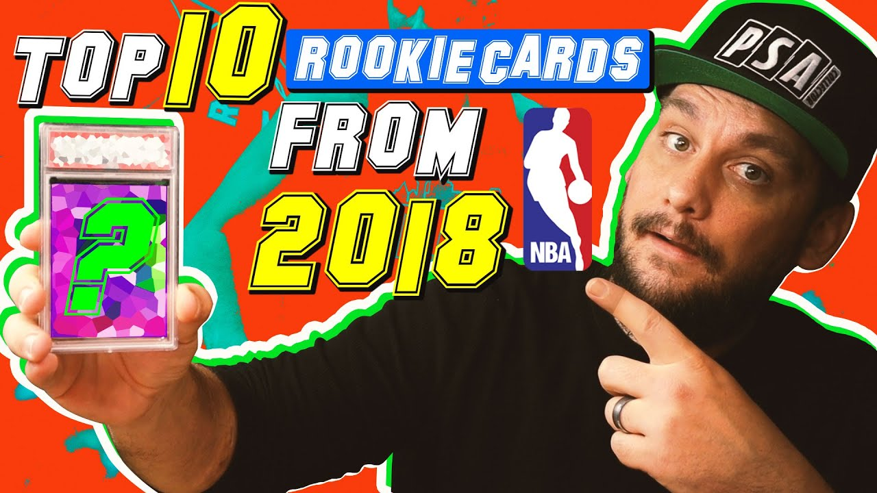 Top 10 Basketball Rookie Cards from the 2018 Draft Class - Sports Cards to invest in