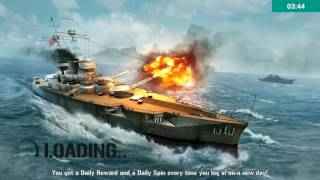 Ships of Battle: The Pacific Android Gameplay