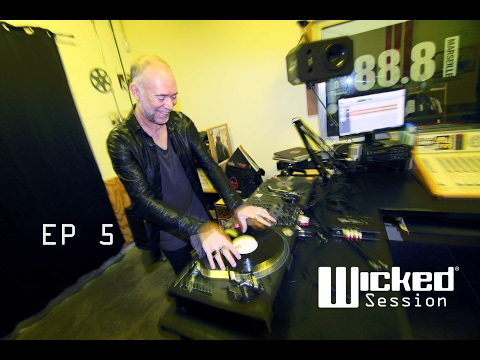 Jack de Marseille - Wicked session - Saison 2016 -17 - Ep5 - Radio Grenouille