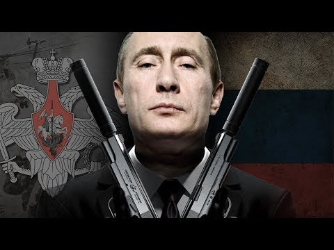 The Russian Deep State: Putin & the Assassination of Journalists