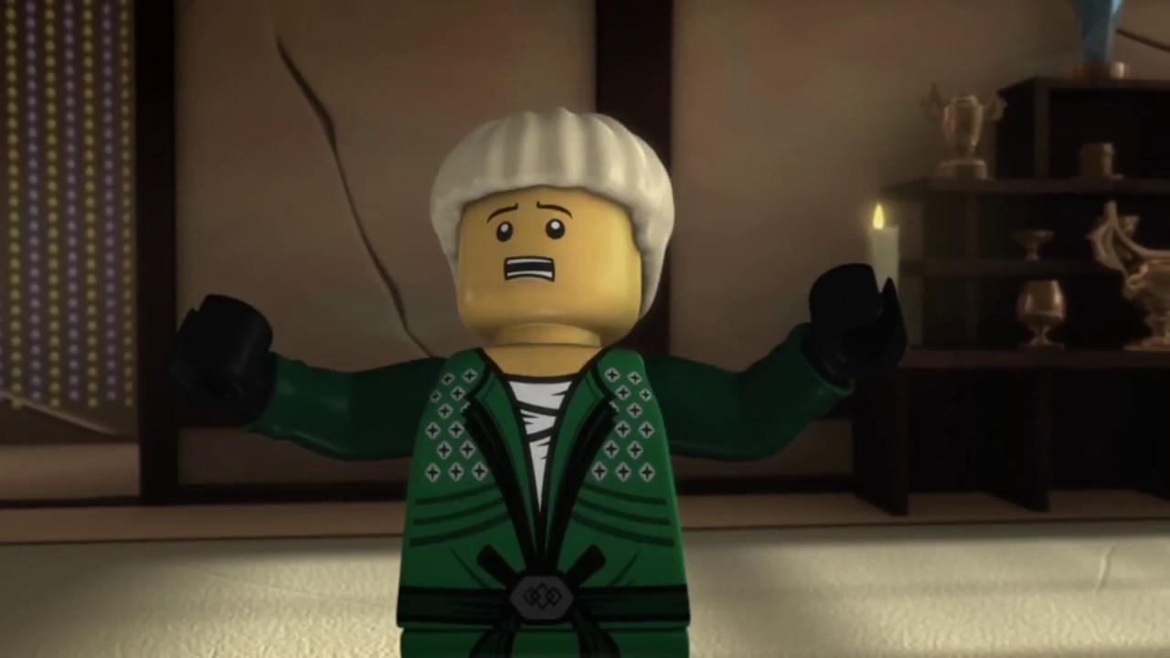 Lloyd Lego Ninjago Meet The Ninja Character Spot Youtube