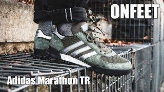 Adidas Marathon TR (BB6803) Onfeet