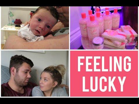 FEELING LUCKY | VLOG