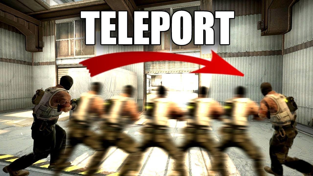 LEGALNA TELEPORTACJA w CS:GO na MECZACH TURNIEJOWYCH ( MM'ach )