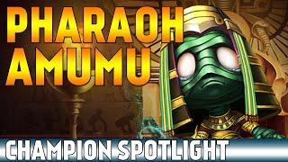 Pharaoh Amumu | Skin Spotlight