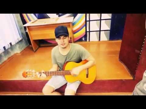 Turkmen Gitara 2016   Azat Donmezow - Akja Yuzleri (cover)