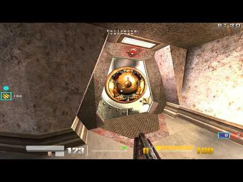 Quake 3 OSP: carnage vs blokey pro-q3tourney 4 quakecon  
