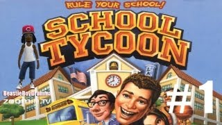 Lets Play School Tycoon - Part 1