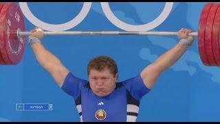 Олимпийские игры 2008. Мужчины в.к. до 105 кг.