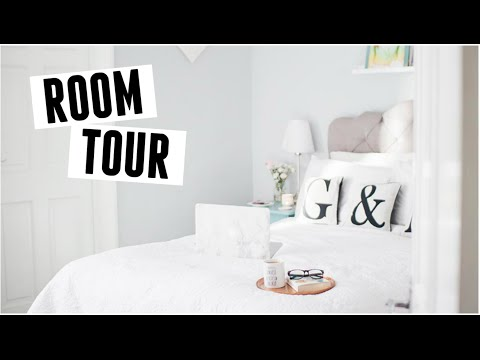 Bedroom Tour/Before & After - House To Home Episode 13 | Hello Gemma