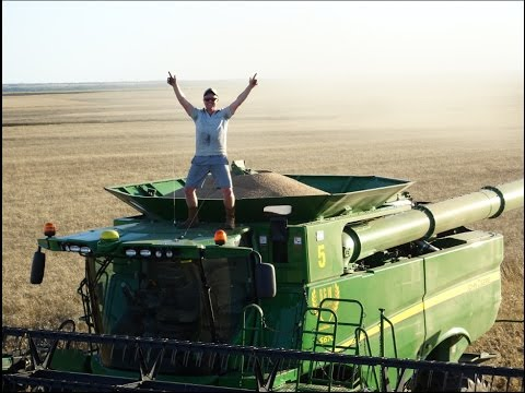 American Custom Harvest - The Aussie Experience