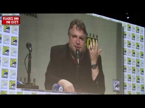 Guillermo del Toro talks Crimson Peak, Hellboy 3 & The Mountains of Madness - Comic Con 2014
