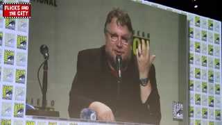 Guillermo del Toro talks Crimson Peak, Hellboy 3 & The Mountains of Madness - Comic Con 2014