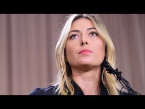 Sharapova's ban reduced, may compete starting April 26 - Russian Tennis Fed