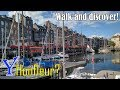 Why travel to Honfleur? Walking in Honfleur (Normandy, France)