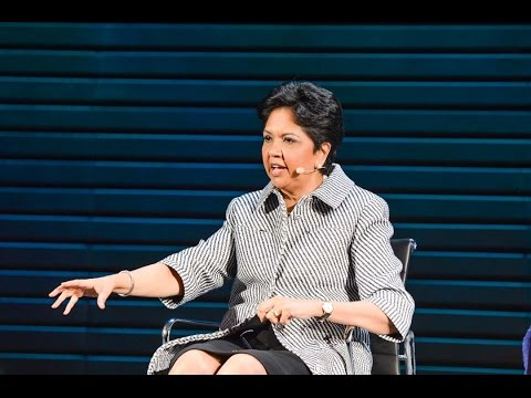 "Indra Nooyi: ""I have to remind myself of what I lost"""