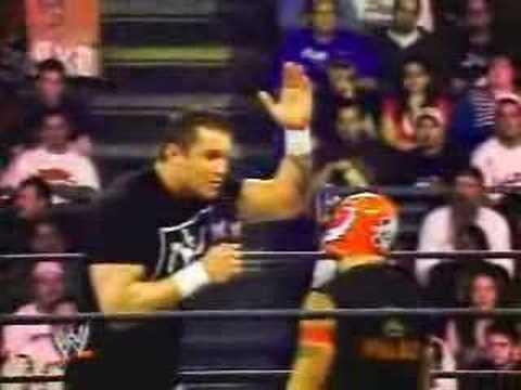 Orton Says Eddie in Hell