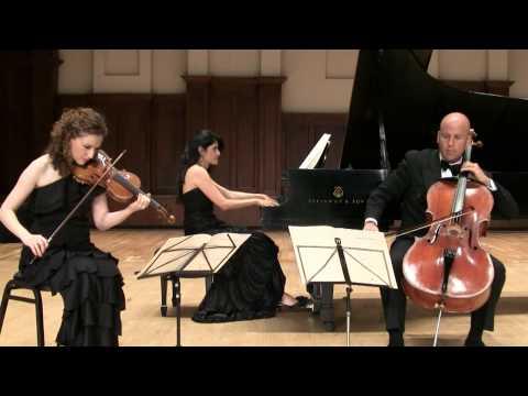 Chroma Piano Trio plays Beethoven