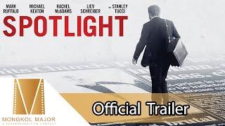 Spotlight คนข่าวคลั่ง - Official Trailer [ซับไทย / เข้าฉาย 14ม.ค.59]