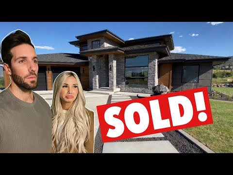 *Bittersweet* WE SOLD OUR NEW HOME!
