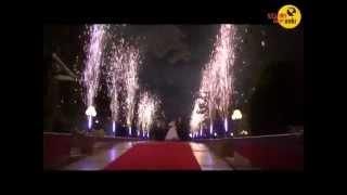 Свадебная дорожка Харьков 2010 (Gelios пиротехника)