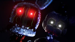 BONNIE WANTS TO PLAY...   The Joy of Creation: REBORN #2