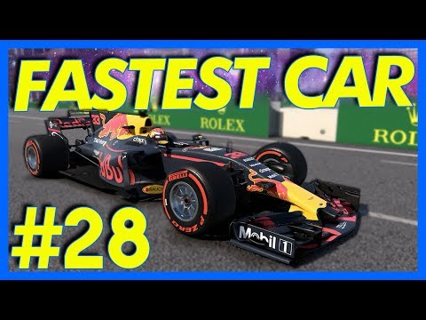 F1 2017 Career Mode : FASTEST CAR!! (Part 28)
