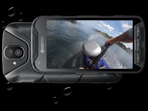 new styles eff72 3169a Kyocera Duraforce Pro Is The First Rugged Smartphone To Feature a Wide Lens  Action Camera