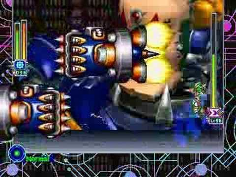 Megaman X5 Final Boss Battle (Playstation)
