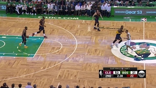 Quarter 2 One Box Video :Celtics Vs. Cavaliers, 5/16/2017