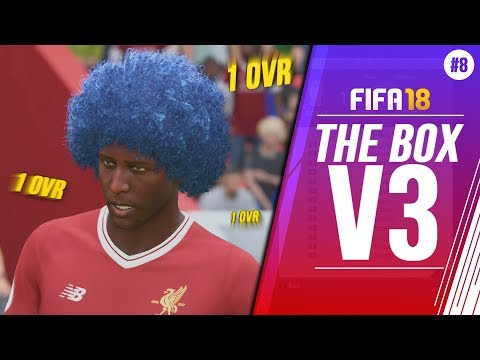 1 OVR PLAYER IN FIFA 18 CAREER MODE!!! | THE BOX v3: HE KNOWS DE WAE [#8]