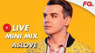"ASLOVE | LIVE MIX & INTERVIEW | ""Dancing"" 