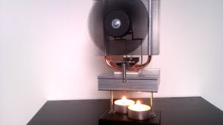 ThermoElectric Generator powered by a Candle thumbnail