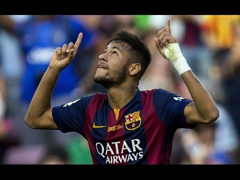 Neymar Jr All The Way Up