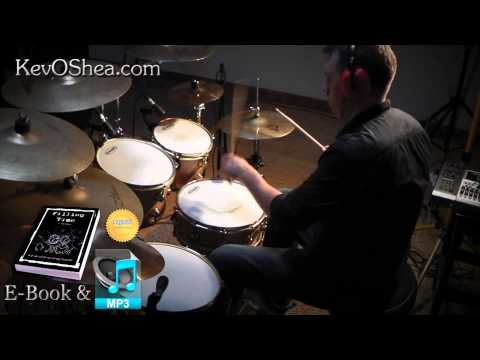 ★ Advanced Drum Lesson ★ Learn Fills, Beats and More... Drum Book 2014