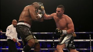 LIGHTS OUT - EXCLUSIVE FIGHT NIGHT VLOG - DILLIAN WHYTE VS JOSEPH PARKER - 'WHAT A NIGHT OF BOXING'