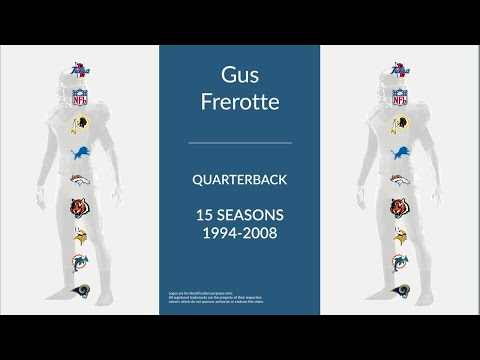 Gus Frerotte: Football Quarterback