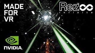 Rez Infinite Utilizes Modern Tech for the Definitive Rez Experience