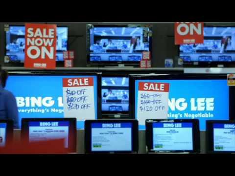 Bing Lee - End Of Year Financial Sale 2011