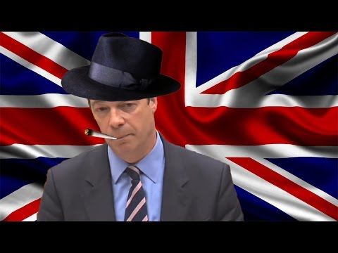 How Nigel Farage won the Brexit debate - Thug Life