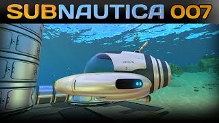 Subnautica [007] [Endlich eine Seemotte (Seamoth)] [Let's Play Gameplay Deutsch German] thumbnail