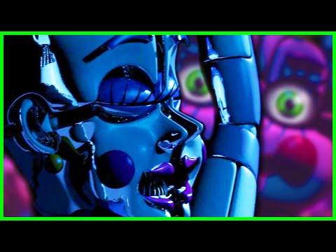 FNAF Sister Location - BALLORA'S SECRET...  -  Five Nights at Freddy's Sister Location TRAILER